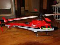 I bought this RC helicopter a few months back thinking