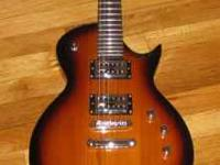 AWESOME GUITAR!!!!!!!!!!!!!! PLAYS BEAUTIFULLY! 24