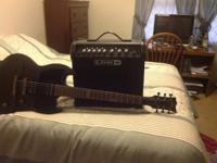I have a pearl black ESP guitar that has only been