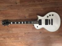 ESP LTD EC-1000T/CTM Custom Electric GuitarI am selling