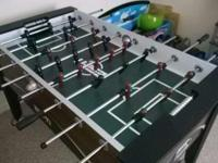 ESPN Foosball Table, looks new functions perfectly,