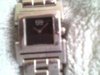 Stainless steel mens watch,paid $290.00 but nolonger