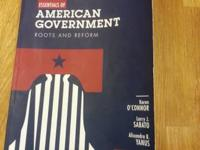 Selling Essentials of American Government Roots and
