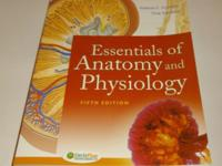 Up for sale is a softcover Essentials of Anatomy and