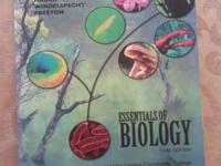 Hey,.  I am providing for sale my Essentials of Biology