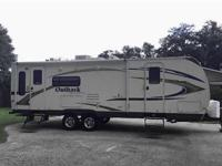 EST Trailer 2009 Keystone Outback 268RL Travel Trailer,
