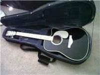 I have an Estaban acustic/electric guitar for sale. It