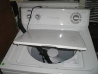 Excellent opportunity to own a Estate Washer, comes