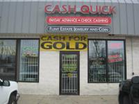 Its time for Cash Quick, Inc, and Flint Estate Jewelry