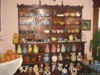 THIRTY YEAR COLLECTION OF RUSSEL WRIGHT POTTERY...EVERY