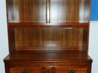ESTATE CLEARANCE  Bassett Dresser w/Hutch 3 Large