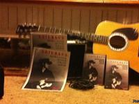 Brand new, never used American Legacy Guitar by Esteban