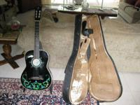Esteban Electric Acoustic Classical Guitar. Comes with;