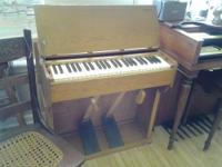 This Organ is a rare one and in a great shape. It is