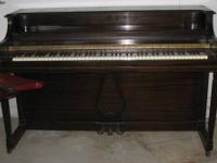 This is an old Estey piano. It has a great sound. I had