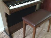 Estey Discovery II Electric Piano/Organ. Great for a