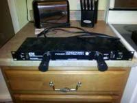 This is a rack mountable Etc Power Distributor with