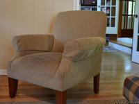 Ethan Allen brand chair for family room relaxing or