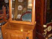 ETHAN ALLEN DRYSINK AND MIRROR THIS IS FROM THE
