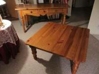 These four tables were purchased in the early 80's from
