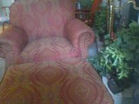 ETHAN ALLEN FURNITURE 3 pieces...2 over stuffed chairs