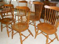 COLLECTORS: This posting is for a set of 5 Ethan Allen