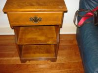 ethan allen night stand New and used furniture for sale in