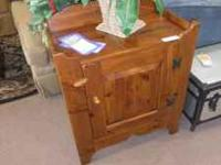 Adorable Small Hutch made by Ethan Allen!!! Call us for