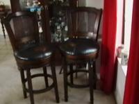 Selling two chairs in new/mint condition. These new