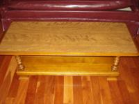 This is an Ethan Allen, before things were made in