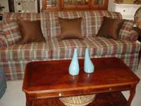Beautiful Ethan Allen sofa in excellent condition. This