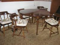 Ethan Allen Table $225 Call  Location: Gering