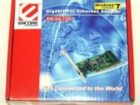 Technical Details: Encore Network Card ENLGA-1320 One