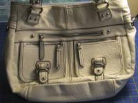 A White Etienne Aigner Hand Bag - Asking $100.00 - Used