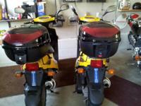 Eton Beemer great condition Both have travel luggage