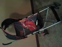 Disney-Pixar Cars Stroller with canopy for sale...used