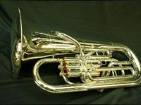 This is a quite nearly brand-new recompensing euphonium