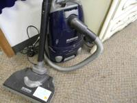 Eureka home cleaning system vacuum - with micron