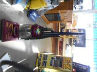 WE HAVE FOR SALE A EUREKA TRUE HEPA VAC  IT IS USED BUT