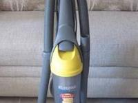 Eureka Upright Vacuum Cleaner Model 4700 Eureka Upright