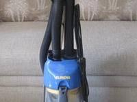 Eureka Whirlwind Upright Vacuum Model 4489 - 12 Amp -