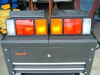 For Sale a set of (2) Euro tail lights. These are