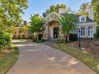 European elegance on a quiet cul-de-sac street in the