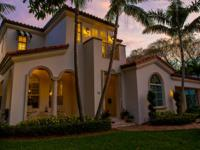 A Mediterranean Inspired 2007 custom built home