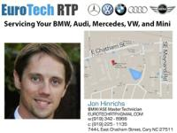 BMW Master Tech-- ASE Certified. 15+ years experience.