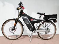 EV Ebike 36v Electric Bike Bicycle Suspension Go Green!