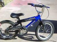 "16"" Evasion boys bike, Great Condition. Email or text"
