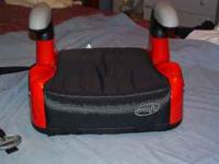 Older childs car seat used VERY little! Was for my