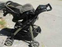 Price Reduced! Travel system-Stroller, carseat, 2