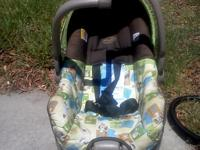 I have an Evenflo Car seat Infant Carrier. I bought it
